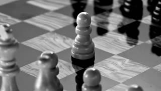 Chess Black And White