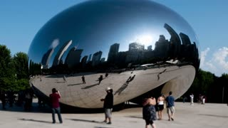 Chicago Bean Timelapse