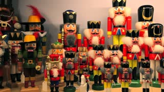 Christmas decorations display, Rothenburg ob der Tauber, Franconia, Bavaria, Germany