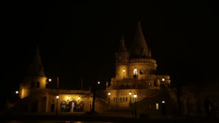 Church At Night