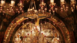church of the holy sepulchre jesus