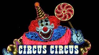 Circus Circus Neon Sign