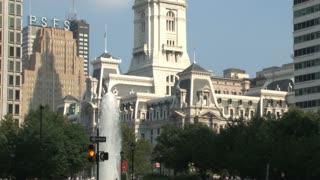City Hall Tilt
