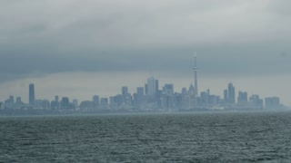 City of Toronto by Lake Ontario