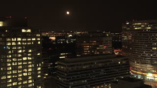 City View of the Moon