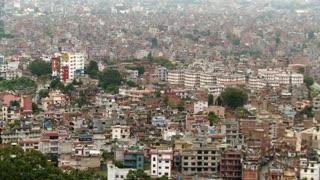Cityscape in Nepal 2
