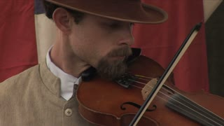 Civil War Band Fiddle