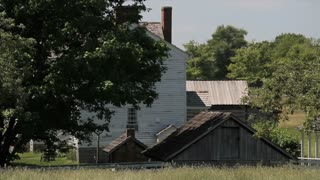 Civil War Battlefield Farm