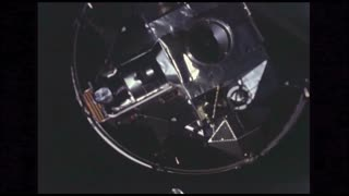 Close Up Lunar Module 2