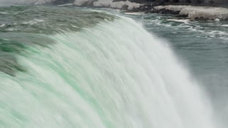 Close Up Niagara Falls