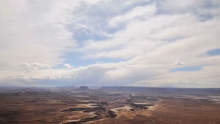 Cloud Canyon Timelapse