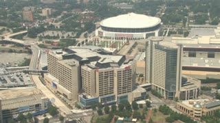 CNN Center and Georgia Dome 3