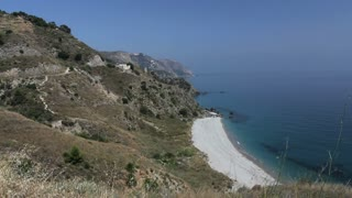 Coast Near Nerja