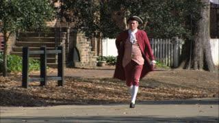 Colonial Gentleman Walks