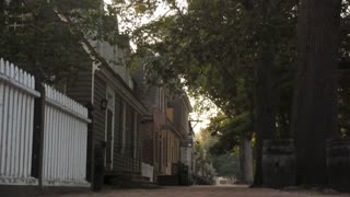 Colonial Williamsburg Street
