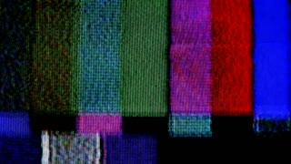 Color Bars Flickering