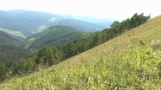 Colorado Mountainside and Valley in Summer 7