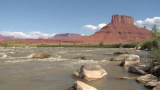 Colorado River Rafting Near Moab, Utah 2