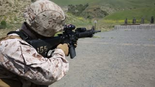Combat Engineers Refresh combat rifle drills
