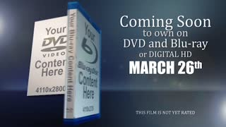 Coming to DVD and Bluray