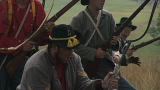 Confederate Dismounted Cavalry 3