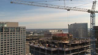 Construction Crane DC Skyline
