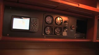 Controls of a Sailboat