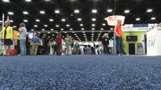 Convention Center Floor Angle 2 RT Floor POV 1