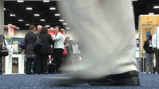 Convention Center Floor Angle 3 RT Floor POV 3
