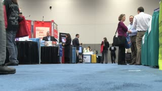Convention Center Floor RT Floor POV 3
