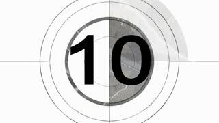 Countdown White
