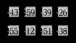 Counting Flip Clock