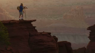 Couple Hikes To Overlook At Capitol Reef National Park