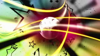 Crazy Disco Ball and Exploding Graphics 2