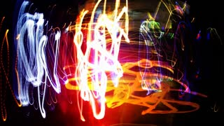 Crazy Fire Lights 2
