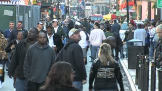 Crowded Bourbon Street 5