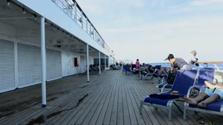 Cruise Ship Lower Deck