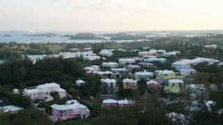 Day Timelapse of Island of Bermuda