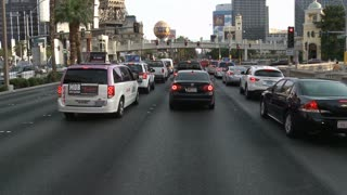 Daytime Las Vegas Intersection