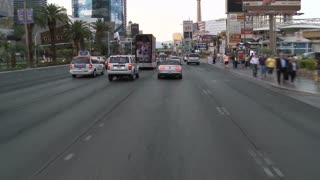 Daytime Main Vegas Strip