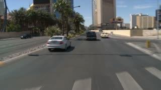 Daytime Street Vegas Timelapse