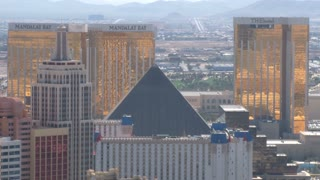 Daytime Vegas Luxor Hotel