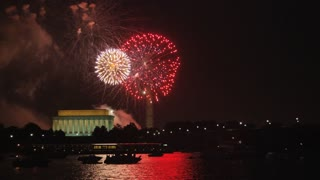 DC Pyrotechnics Show