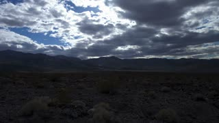 Death Valley Clouds