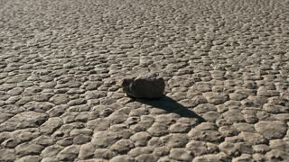 Death Valley Dried Lake Bed