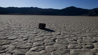 Death Valley Rock Timelapse 2