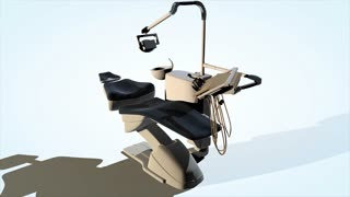 Dental Chair Animation 2