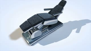 Dental Chair Animation 3