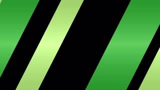 Diagonal Stripes Transition Green Shades