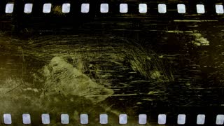 Dirty Film Strip